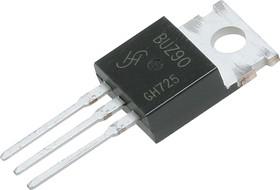 BUZ90, Транзистор, SIPMOS, N-канал 600В 4.5А 1.6Ом [TO-220AB]