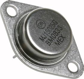 MJ15025G, Транзистор PNP 250В 16А 250Вт [TO-3]