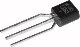 DTC114ES, NPN цифровой транзистор, управляемый [TO-92S]