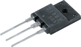 Фото 1/2 2SD1883, Транзистор NPN 800В 4А 50Вт [TO-3PML]