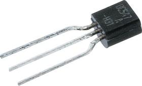 BC547A, Транзистор NPN 45В 0.1А 0.63Вт [TO-92]