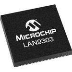 Фото 3/3 LAN9303-ABZJ, Ethernet контроллер, 200 Мбит/с, IEEE 802.3, 3 В, 3.6 В, QFN, 56 вывод(-ов)