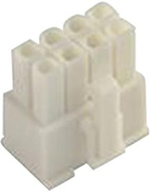 10127815-10LF, RECEPTACLE CONNECTOR HOUSING, 10 POSITION, 4.2MM