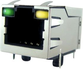 RJE58-188-5441, CONNECTOR, SHLD, RJ45, JACK, 8P8C, CAT5E