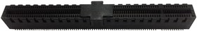 G630HAA2621EU, Card Edge Connector, Dual Side, 1.57 мм, 164 Contacts, Поверхностный Монтаж, Straight, Пайка