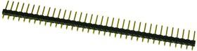 75160-101-36LF, Разъем типа плата-плата, 2.54 мм, 36 контакт(-ов), Штыревой Разъем, FCI BergStik 75160 Series