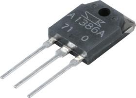 2SA1386A-P, Транзистор PNP 180В 15А 130Вт 40МГц [MT-100 / TO-3P]
