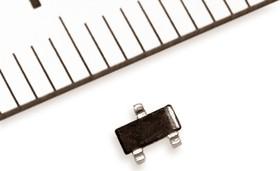 Фото 1/5 BC846B.215, Транзистор NPN 65В 0.2А 0.3Вт [SOT-23]