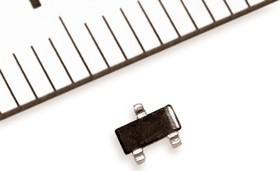 BC846B.215, Транзистор NPN 65В 0.2А 0.3Вт [SOT-23]