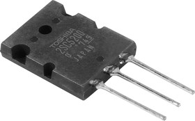 Фото 1/2 2SC5200-O(Q), Транзистор NPN 230 В 15 А [ 2-21F1A ]