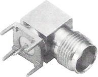 HYR-0247 (TNC-JR) (GT-247), Разъем TNC, гнездо угловое на плату
