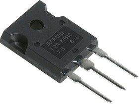Фото 1/3 IRFP460PBF, Транзистор, N-канал 500В 20А [TO-247AC]