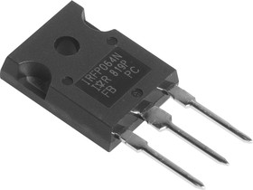 Фото 1/2 IRFP064NPBF, Транзистор, N-канал 55В 98А [TO-247AC]