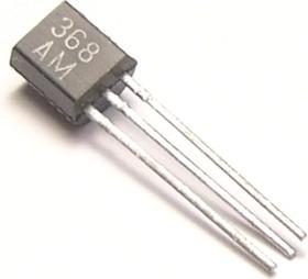 КТ368АМ, Транзистор NPN малой мощности, высокочастотный