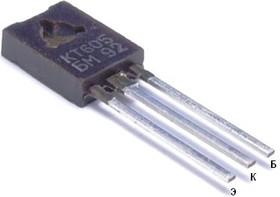 Фото 1/2 КТ605БМ, Транзистор NPN средней мощности
