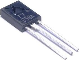КТ639А, Транзистор PNP, высокочастотный, средней мощности, TO-126 (КТ-27)