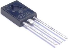 КТ639Б, Транзистор PNP, высокочастотный, средней мощности, TO-126 (КТ-27)