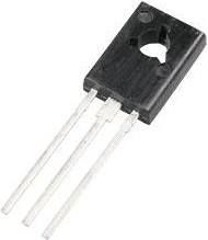 Фото 1/2 КТ644А, Транзистор PNP, высокочастотный, большой мощности, TO-126 (КТ-27)