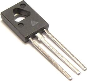 КТ646А (2015г), Транзистор NPN, высокочастотный, средней мощности, TO-126 (КТ-27)