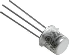 2N2907A metal, Транзистор PNP 60В 0.6А [TO-18]