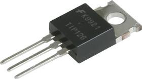 TIP126, Мощный составной PNP транзистор с диодом