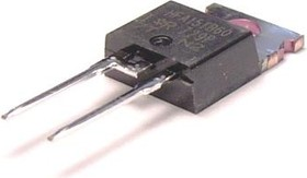 Фото 1/3 VS-HFA15TB60-N3 (VS-HFA15TB60PBF), Ультрабыстрый диод 15А 600В [TO-220AC]