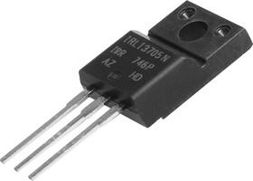 Фото 1/5 IRLI3705NPBF, Транзистор N-канал 55В 47А logic [TO220FP]