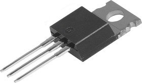 Фото 1/3 IRF740PBF, Транзистор, N-канал 400В 10А [TO-220AB]