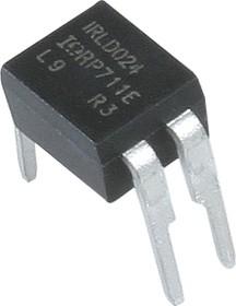 Фото 1/3 IRLD024PBF, Транзистор, N-канал 60В 2.5А [HD-1]