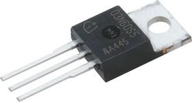 Фото 1/4 SPP03N60S5, Транзистор, N-канал 600В 3.2А 1.4Ом [TO-220AB]