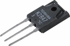 2SK2847, Транзистор, N-канал, DC/DC конверторы, драйверы электродвигателей [TO-3P]