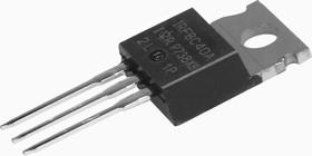 Фото 1/2 IRFBC40APBF, Транзистор, N-канал 600В 6.1А [TO-220AB]