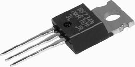 Фото 1/7 IRFZ34NPBF, Транзистор, N-канал 55В 26А [TO-220AB]
