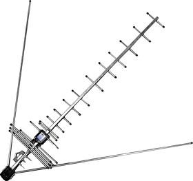 L024.12, Антенна телевизионная, активная, МВ/ДМВ
