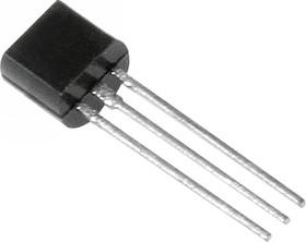 BC549C, Транзистор NPN 30В 0.2А 0.5Вт [TO92]