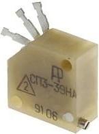 Фото 1/2 СП3-39НА, 1 Вт, 100 Ом, Резистор подстроечный
