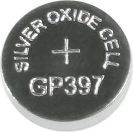 397(SR59), Элемент питания серебряно-цинковый (1шт) 1.55В