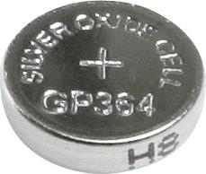364 (SR60), Элемент питания серебряно-цинковый (1шт) 1.55В