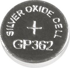Фото 1/2 362 (SR58), Элемент питания серебряно-цинковый (1шт) 1.55В