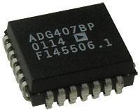Фото 1/3 ADG407BPZ, Мультиплексор Ind, [PLCC-28]