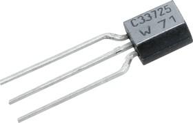 Фото 1/4 BC337-25, Транзистор NPN 45В 0.8А 0.6Вт [TO-92]