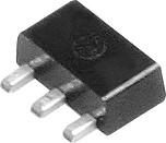 Фото 1/3 BCX56-16.115, NPN биполярный транзистор, [SOT-89]