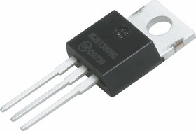 MJE13009G, Транзистор, NPN, 400В, 12А, 100Вт, [TO-220AB]