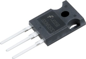 HGTG30N60B3D, IGBT+диод 600В 60А [TO-247]