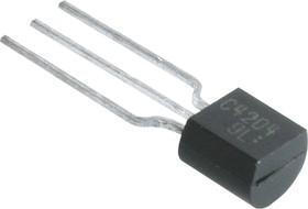 2SC4204, Транзистор NPN 25 В 0.7 А, [TO-92]