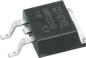 Фото 1/4 IRGS14C40LPBF, Транзистор, IGBT 430В 20А [D2PAK]