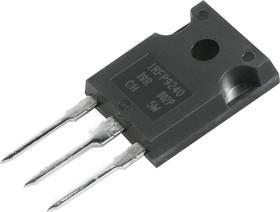Фото 1/3 IRFP9240PBF, Trans MOSFET P-CH 200V 12A 3-Pin(3+Tab) TO-247AC