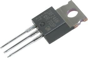 Фото 1/3 IRFZ46NPBF, Транзистор, N-канал 55В 46А [ТО-220АВ]