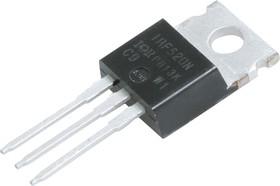 Фото 1/5 IRF520NPBF, Транзистор, N-канал 100В 9.7А [TO-220AB]