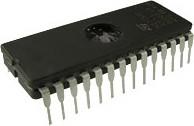 M27C512-10F1, Интегральная микросхема памяти [DIP-28]
